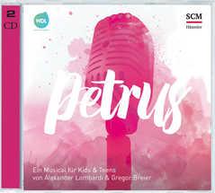 CD: Petrus - Ein Superstar?