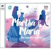 2-CD: Martha & Maria