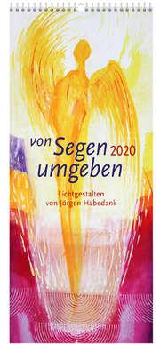 Von Segen umgeben 2020 - Wandkalender
