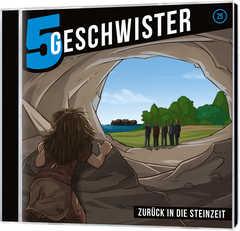 CD: Zurück in die Steinzeit - 5 Geschwister (25)