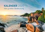 Von größter Bedeutung-Kalender 2020