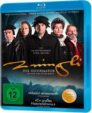Zwingli - Der Reformator (Blu-ray)