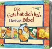 Die Gott hat dich lieb Hörbuch Bibel  - Box