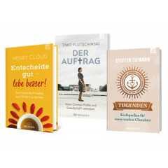 Paket `Bücher die weiterbringen` 3 Ex.