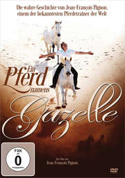 DVD: Ein Pferd namens Gazelle