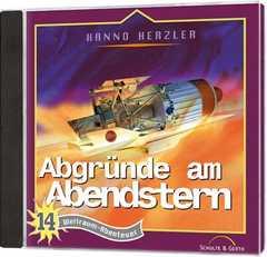 CD: Abgründe am Abendstern - Weltraum-Abenteuer (14)