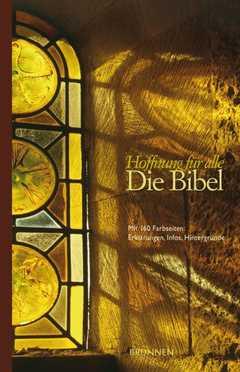 Hoffnung für alle - Die Bibel - mit 160 Farbseiten
