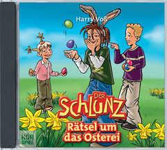 CD: Der Schlunz - Rätsel um das Osterei