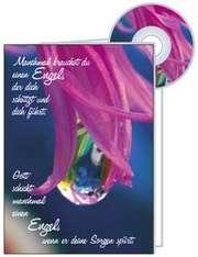 CD-Card: Manchmal brauchst du einen Engel - Geburtstag