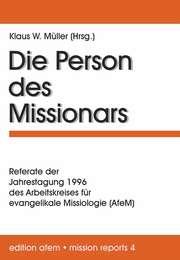 Die Person des Missionars