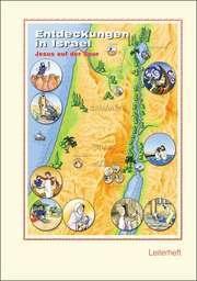 Entdeckungen in Israel - Leiterheft mit Kopiervorlagen