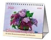 Blumenbouquets 2019 - 2 in 1-Tischkalender