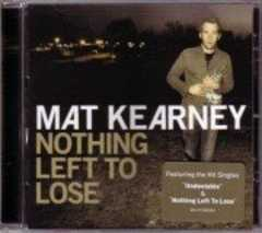 CD: Nothing Left To Lose