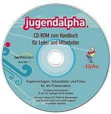 CD-ROM Jugendalpha m. PowerPoint