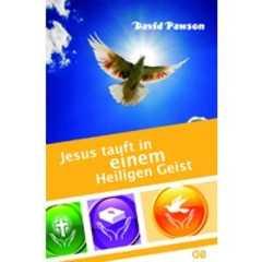 Jesus tauft in einem Heiligen Geist
