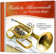 CD: Festliche Bläsermusik zu Weihnachten