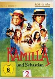 DVD: Kamilla und Sebastian - Gold Edition