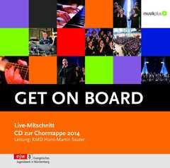 Get on board - Chortag 2014