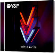CD: This Is Living (EP-CD)