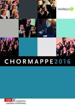 Chormappe 2016