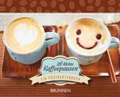 26 Kleine Kaffeepausen - Tischaufsteller