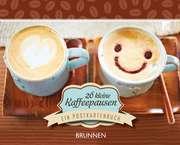 26 Kleine Kaffeepausen - Aufstellbuch