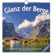 Kalender: Glanz der Berge 2008