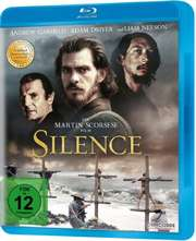 Silence - Blu-ray