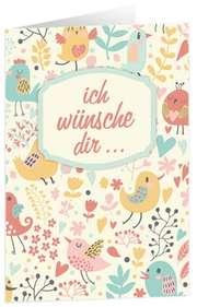 Ich wünsche dir... - CD-Card